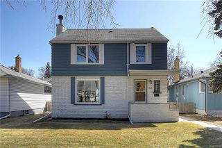 Photo 1: 610 Oak Street in Winnipeg: River Heights South Residential for sale (1D)  : MLS®# 1811002
