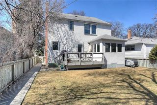 Photo 19: 610 Oak Street in Winnipeg: River Heights South Residential for sale (1D)  : MLS®# 1811002