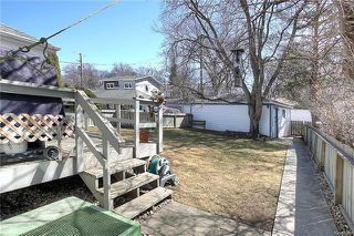 Photo 20: 610 Oak Street in Winnipeg: River Heights South Residential for sale (1D)  : MLS®# 1811002