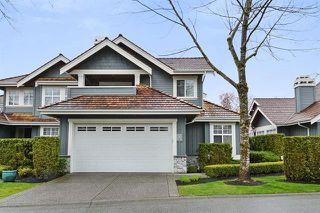 Photo 1: 7 15715 34 Avenue: Townhouse for sale (South Surrey White Rock)  : MLS®# r2257438