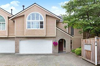 """Photo 1: 6 5501 LADNER TRUNK Road in Delta: Hawthorne Townhouse for sale in """"Sycamore Court"""" (Ladner)  : MLS®# R2402042"""