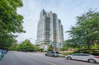 Photo 1: 1704 290 NEWPORT Drive in Port Moody: North Shore Pt Moody Condo for sale : MLS®# R2403490