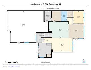Photo 29: 1326 ADAMSON Drive SW in Edmonton: Zone 55 House for sale : MLS®# E4175430