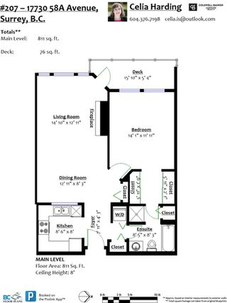 """Photo 20: 207 17730 58A Avenue in Surrey: Cloverdale BC Condo for sale in """"Derby Downs"""" (Cloverdale)  : MLS®# R2441081"""