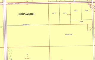 Photo 2: 23043 Twp Rd 504: Rural Leduc County Rural Land/Vacant Lot for sale : MLS®# E4201712