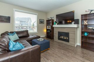 Photo 3: 1601 1086 Williamstown Boulevard NW: Airdrie Row/Townhouse for sale : MLS®# A1038229