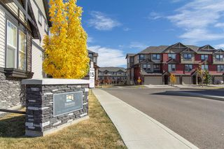 Photo 30: 1601 1086 Williamstown Boulevard NW: Airdrie Row/Townhouse for sale : MLS®# A1038229