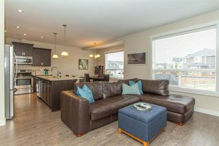 Photo 4: 1601 1086 Williamstown Boulevard NW: Airdrie Row/Townhouse for sale : MLS®# A1038229