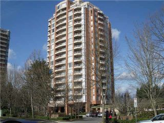 Main Photo: 1604 4657 HAZEL Street in Burnaby: Forest Glen BS Condo for sale (Burnaby South)  : MLS®# R2505899