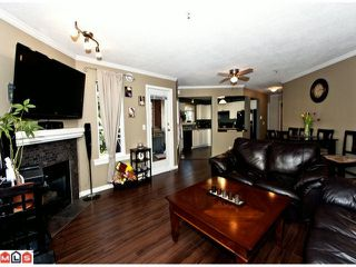 Photo 3: 209 8068 120A Street in Surrey: Queen Mary Park Surrey Condo for sale : MLS®# F1203813