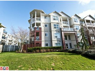 Photo 1: 209 8068 120A Street in Surrey: Queen Mary Park Surrey Condo for sale : MLS®# F1203813
