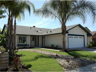Photo 1: SAN CARLOS House for sale : 3 bedrooms : 8162 Royal Gorge Drive in San Diego