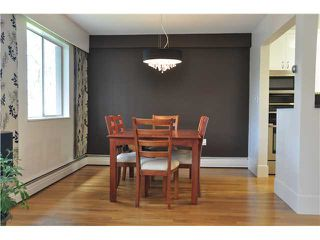 "Photo 3: 6 5565 OAK Street in Vancouver: Shaughnessy Condo for sale in ""SHAWNOAKS"" (Vancouver West)  : MLS®# V946149"