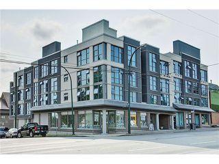 "Photo 1: 101 4868 FRASER Street in Vancouver: Fraser VE Condo for sale in ""FRASERVIEW TERRACE"" (Vancouver East)  : MLS®# V966451"