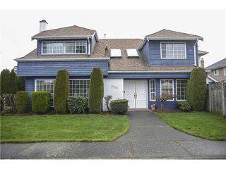 Photo 1: 9251 EVANCIO Crescent in Richmond: Lackner House for sale : MLS®# V991154