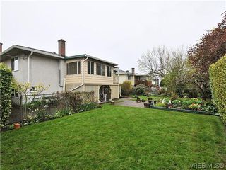 Photo 18: 1726 Mortimer St in VICTORIA: SE Cedar Hill House for sale (Saanich East)  : MLS®# 637109