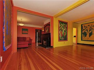 Photo 5: 1245 Queens Avenue in VICTORIA: Vi Fernwood Single Family Detached for sale (Victoria)  : MLS®# 323561