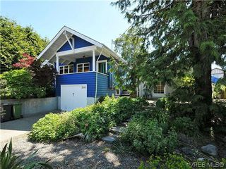 Photo 1: 1245 Queens Avenue in VICTORIA: Vi Fernwood Single Family Detached for sale (Victoria)  : MLS®# 323561