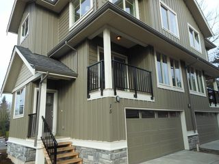 "Photo 1: 3 3266 147 Street in Surrey: Elgin Chantrell Townhouse for sale in ""Elgin Oaks"" (South Surrey White Rock)  : MLS®# F1316717"