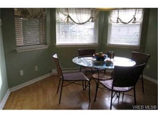 Photo 7:  in VICTORIA: SW Strawberry Vale Row/Townhouse for sale (Saanich West)  : MLS®# 357359