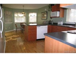 Photo 4:  in VICTORIA: SW Strawberry Vale Row/Townhouse for sale (Saanich West)  : MLS®# 357359