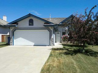 Photo 1: 124 BOW RIDGE Court: Cochrane Residential Detached Single Family for sale : MLS®# C3628398
