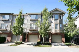 Photo 1: 5 14838 61 AVENUE in Surrey: Sullivan Station Townhouse for sale : MLS®# R2101998