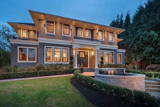 Main Photo: 4670 CONNAUGHT DRIVE in Vancouver: Shaughnessy House for sale (Vancouver West)  : MLS®# R2136447