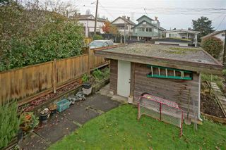 Photo 17: 3630 OXFORD STREET in Vancouver: Hastings East House for sale (Vancouver East)  : MLS®# R2137859