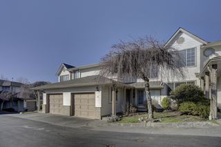 Photo 1: 15 2575 McAdam in Abbotsford: Abbotsford East Townhouse for sale : MLS®# R2349950