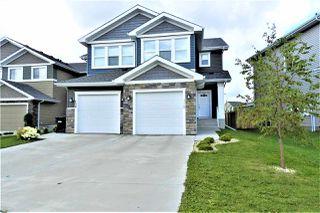 Main Photo: 138 Reed Place: Leduc House Half Duplex for sale : MLS®# E4169636