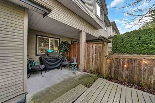"Photo 20: 38 11229 232 Street in Maple Ridge: Cottonwood MR Townhouse for sale in ""FOXFIELD"" : MLS®# R2433114"