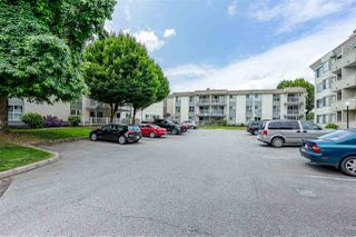 "Main Photo: #322 32850 GEORGE FERGUSON Way in Abbotsford: Central Abbotsford Condo for sale in ""Abbotsford Place"" : MLS®# R2434358"