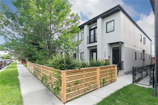 Photo 2: 1 3720 16 Street SW in Calgary: Altadore Row/Townhouse for sale : MLS®# C4306440