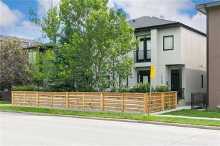 Photo 1: 1 3720 16 Street SW in Calgary: Altadore Row/Townhouse for sale : MLS®# C4306440