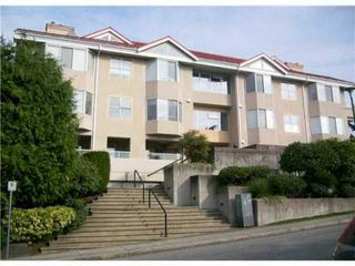 "Photo 1: 102 501 COCHRANE Avenue in Coquitlam: Coquitlam West Condo for sale in ""GARDEN TERRACE"" : MLS®# V928820"
