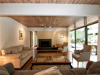 Photo 2: 4697 CAULFEILD Drive in West Vancouver: Caulfeild House for sale : MLS®# V957829