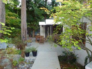 Photo 3: 4697 CAULFEILD Drive in West Vancouver: Caulfeild House for sale : MLS®# V957829