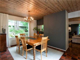 Photo 4: 4697 CAULFEILD Drive in West Vancouver: Caulfeild House for sale : MLS®# V957829