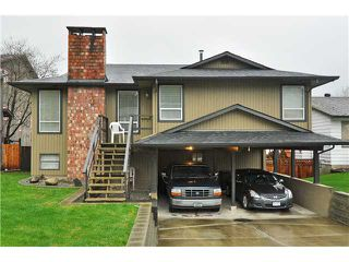 Photo 1: 3816 Ulster Street in Port Coquitlam: House for sale : MLS®# V981976
