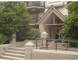 Photo 2: 401 1650 GRANT AV in Port Coquitlam: Home for sale : MLS®# V601920