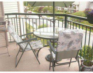 Photo 3: 401 1650 GRANT AV in Port Coquitlam: Home for sale : MLS®# V601920
