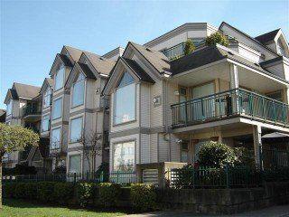 Photo 1: 401 1650 GRANT AV in Port Coquitlam: Home for sale : MLS®# V601920