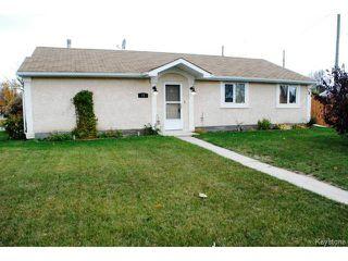 Photo 1: 77 Bourkewood Place in WINNIPEG: St James Residential for sale (West Winnipeg)  : MLS®# 1320484