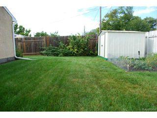 Photo 11: 77 Bourkewood Place in WINNIPEG: St James Residential for sale (West Winnipeg)  : MLS®# 1320484