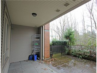 Photo 9: # 106 801 KLAHANIE DR in Port Moody: Port Moody Centre Condo for sale : MLS®# V1056991