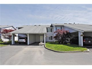 Photo 1: # 33 26970 32ND AV in Langley: Aldergrove Langley Condo for sale : MLS®# F1411771