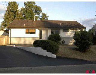 "Photo 1: 15130 RAVEN PL in Surrey: Bolivar Heights House for sale in ""BIRDLAND"" (North Surrey)  : MLS®# F2615993"