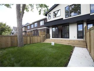 Photo 20: 2214 32 Street SW in CALGARY: Killarney_Glengarry Residential Attached for sale (Calgary)  : MLS®# C3631823