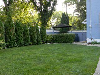 Photo 10: 304 Cordova Street in WINNIPEG: River Heights / Tuxedo / Linden Woods Residential for sale (South Winnipeg)  : MLS®# 1420618